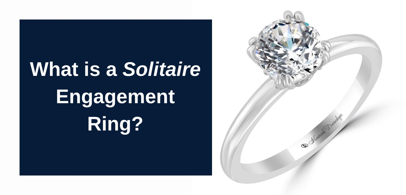 What Is A Solitaire Engagement Ring Wedding Bands Co